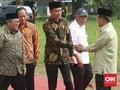 Jokowi Ingin UIII Jadi Pusat Kajian Peradaban Islam Dunia