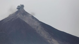 Gunung Fuego Kembali Meletus, Korban Jiwa 72 Orang