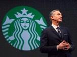Kelak, Bayar Kopi di Starbucks Bisa Pakai Bitcoin