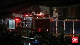 Tiga Lantai Gedung Annex Terbakar, 3 Pemadam Dikerahkan