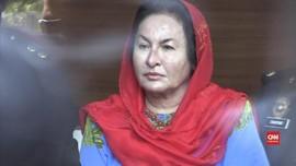 VIDEO: Istri Najib Razak Diperiksa Soal Skandal 1MDB