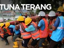 VLOG : Kini, Listrik Bisa Menyala 24 Jam di Natuna