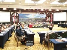 Rapat 3 Jam dengan Jokowi, Darmin Sebut Aturan Tanah Rumit