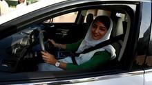 Saudi Izinkan Wanita Menyetir Lintas Negara Hingga ke Bahrain