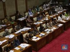 Tok! DPR-Pemerintah Sepakati Asumsi Makro di Tahun Politik