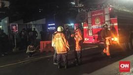 Kebakaran di Gedung Annex Dipastikan Nihil Korban