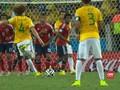 VIDEO: Gol 'Roket' David Luiz di Piala Dunia 2014