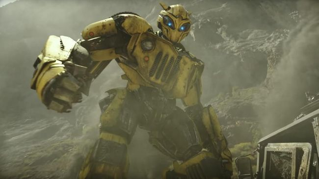 Debut di China, 'Bumblebee' Terendah di Seri 'Transformers'