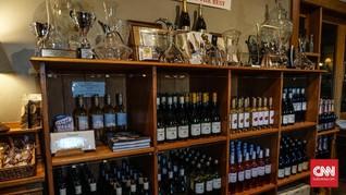 Pulau di Australia 'Disulap' Jadi Lokasi Pesta Wine