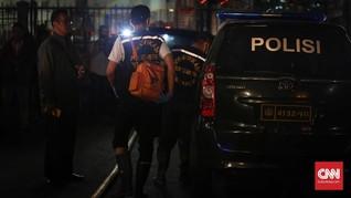 Dua Tahanan Polres Jakarta Timur Melarikan Diri