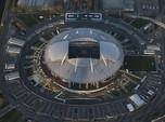 Saint Petersburg, Stadion Piala Dunia 2018 yang Mirip UFO