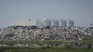 Sampah Jakarta Berkurang 5 Ribu Ton Per Hari selama Lebaran