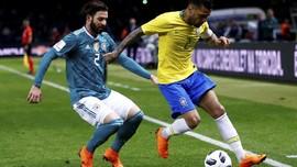 6 Pemain yang Absen di Piala Dunia 2018 karena Cedera