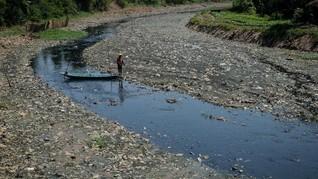 Peneliti Ajukan Tiga Solusi Atasi Pencemaran Citarum