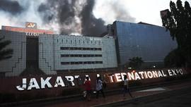 Kronologi Kebakaran JIExpo Versi Saksi dan Pengelola Gedung