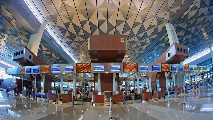 Senjata Api Meletus di Terminal 3 Bandara Soekarno-Hatta