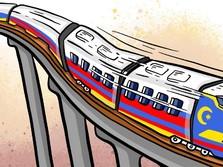 Kereta Cepat Ditunda, Malaysia Tak Bayar Denda ke Singapura