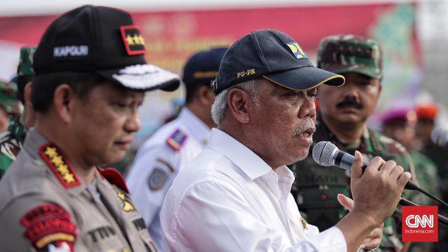 Buntut Pembunuhan, Proyek Jembatan Trans Papua Dihentikan