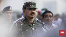 Panglima TNI Ajukan Penangguhan Eks Danjen Kopassus Soenarko