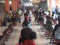 VIDEO: Terminal Kampung Rambutan Mulai Dipadati Pemudik