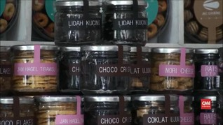 VIDEO: Penjualan Kue Kering Meningkat Jelang Lebaran