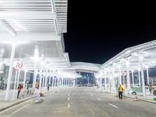 Ini Profil Bandara Terapung Ahmad Yani yang Diresmikan RI-1