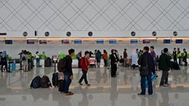 Jokowi Resmikan Bandara Apung Ahmad Yani di Semarang