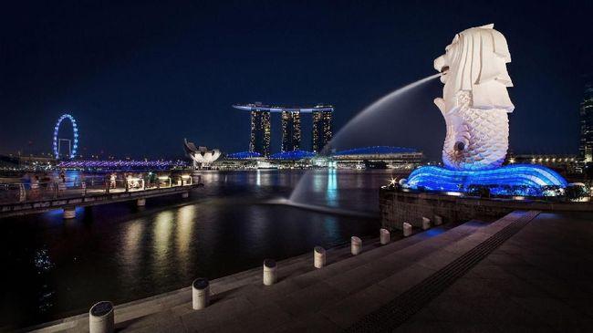 Macet, Masalah Hidup yang Selesai di Singapura