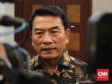 Mantan Panglima TNI Sebut Prabowo 'Ngarang' soal Peluru Habis