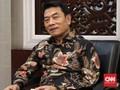 Moeldoko: Netralitas TNI Tergantung Pemimpinnya