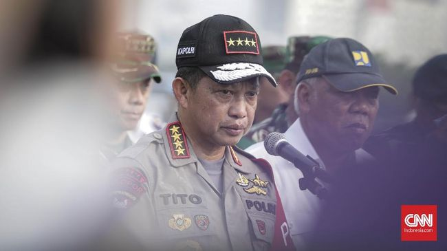 Kapolri: Tidak Ada Perpecahan di Tubuh Polri