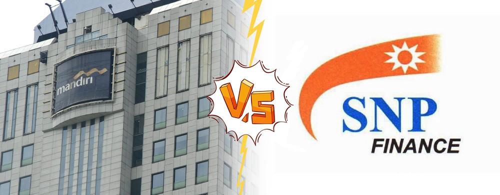 Bank Mandiri Mengejar Utang Rp 1,4 T SNP Finance