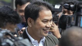 Diperiksa KPK, Azis Syamsuddin Akui Kenal Keponakan Setnov