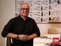 FOTO: Di Balik Proses Kreatif Desainer Itang Yunasz
