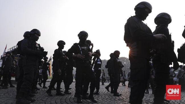 Jakarta dan 9 Daerah Masuk Kategori Rawan Pemilu versi Polri