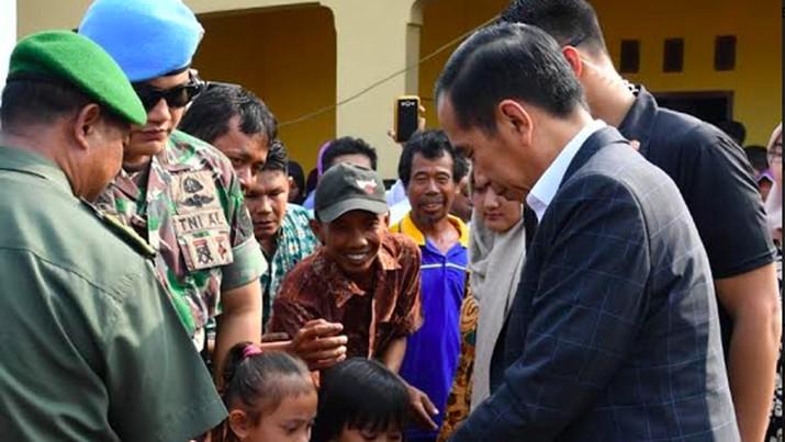 Jokowi didampingi Ibu Negara Iriana Joko Widodo dijadwalkan mengunjungi sejumlah daerah yang ada di Provinsi Jawa Barat