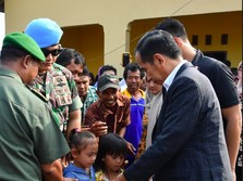 Ke Jabar, Jokowi Resmikan Lembaga Keuangan Nelayan