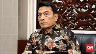 Soal Isu Enzo HTI, Moeldoko Minta Panglima TNI Lebih Waspada