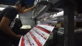 FOTO: Kelola Surat Suara untuk Pilkada Serentak