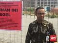 Reklamasi Disetop, Pulau Sudah Jadi untuk Kepentingan Warga