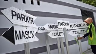 Lebaran dan Simalakama 'Rest Area' Jalan Tol