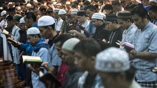 Pamflet Tolak Islam Nusantara Disebar ke Jemaah Bukittinggi