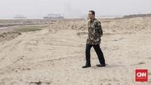 Anies Baswedan Hentikan Reklamasi Teluk Jakarta