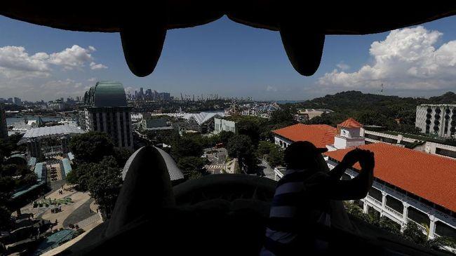 Singapura Tolak Masuk Eks-Tersangka Teroris Australia