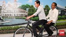 SMRC: Jokowi Ungguli Prabowo di Jabar, Jateng dan Jatim