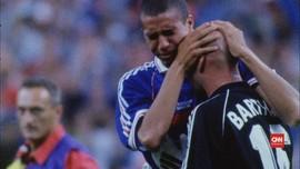 VIDEO: Trezeguet Terinspirasi Maradona di Piala Dunia 1990