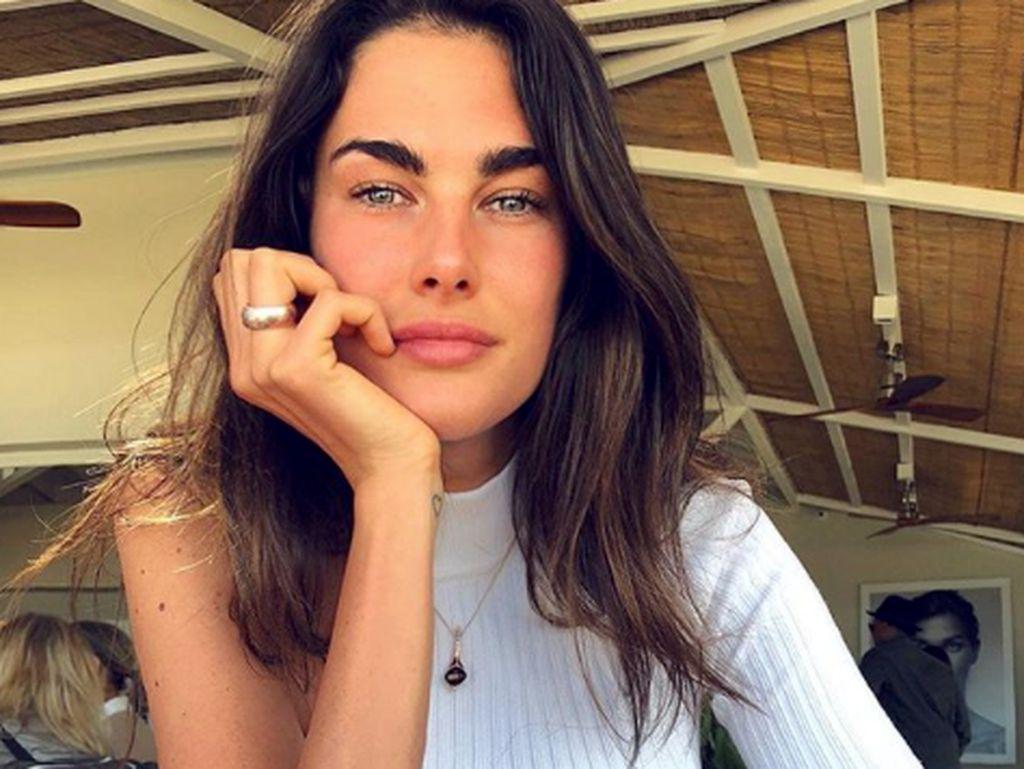 Hubungan Rossi dengan Sofia Novello sebetulnya sudah mulai tercium publik sejak akhir 2017, namun belum ada bukti yang menunjukkan kemesraan sepasang sejoli ini. (Foto: Dok. Instagram/francescasofianovello)