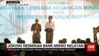 Jokowi Resmikan Bank Mikro Nelayan