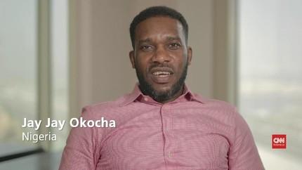 VIDEO: Okocha Kenang Air Mata Maradona di Piala Dunia 1990