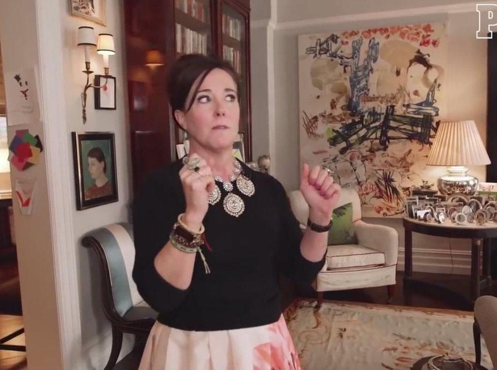 Foto: Apartemen Artsy yang Jadi Saksi Bisu Kematian Kate Spade